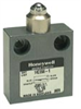 Miniature Enclosed Switches Series 914CE: Ball Bearing Plunger; 1NC 1NO SPDT Snap Action; 9 foot Cable -- 914CE66-9