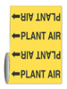 Roll Form Pipe Markers -- 41471