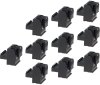 Terminal Blocks – 4 Position Spring Clamp (10 Pack) -- TB-SP04-10