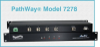 Single Channel RJ45 Cat5e A/B/C/D Switch -- Model 7278