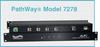 Single Channel RJ45 Cat5e A/B/C/D Switch -- Model 7278 -Image