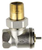 Valve,Thermostatic,Angle,1/2 In -- 10L948