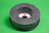 Abtex Disc Brushes, Silicon Carbide Filament—Max Density 1/4