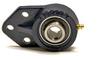 Flange - 3-Bolt - Set Screw Collar