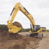 Catepillar Work Tools - Buckets - Excavator -- Tilting Bucket