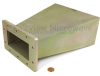 WR-430 Standard Waveguide Horn With UG-1711/U Flange and 10 dB Typical Gain Operating From 1.7 GHz to 2.6 GHz Frequency Range -- SH1430-10 -Image