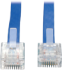 Cisco Console Rollover Cable (RJ45 M/M), 10 ft. -- N205-010-BL-FCR