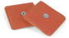 3M Cubitron 747D Ceramic Square Pad 60 Grit - 2 in Width x 2 in Length - 1/2 in Pad Thickness - 27359 -- 051141-27359 - Image