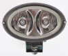Work Light,Oval, Double-Beam,Bracket Mnt -- 9NZY0