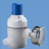 Forward Pressure Regulator for Ultrapure Water -- T-241 PVDF Pressure Regulator - Image