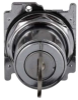 Non Illuminated Selector Switch Operator -- 10250T15424 - Image