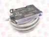 DATALOGIC S7-2-E-P ( FIBER OPTIC AMPLIFIER, WITH DISPLAY, 2M CABLE, PNP, 12-24VDC, IP65, 10MM X 65MM X 40MM, 2VPP MAX, 100MA MAX, CLASS 2 ) -Image