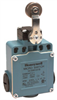 Global Limit Switches Series GLS: Side Rotary With Roller - Conveyor, 2NC 2NO DPDT Snap Action, PF1/2 -- GLED24A9A