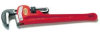 RIDGID 6 In HD Straight Pipe Wrench -- Model# 31000