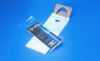 Case of 1000 6 x 12 1.5 Mil Hanging Literature Bags Item# YLD5015 -- YLD5015