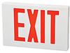 LED Exit Signs -- ex-0201b2rw