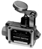 Enclosed Switches Series BAF/DTF: Manual Palm Button Actuator; 1NC 1NO SPDT Snap Action; Actuator Position - Right -- BAF1-2RN4-RH