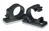 Cable Clamps - Adhesive/Screw Mount, Locking -- CCA003A -- View Larger Image