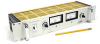 High Voltage AC-DC Rack Mounting Regulated Power Supplies -- P01.5HP20 - Image