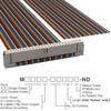 Rectangular Cable Assemblies -- M1DXA-5036R-ND -Image
