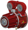Oil Shear Power Take Off Clutch -- PosiClutch 200 Series -Image