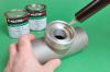 Quartz Filled Chemical Resistant Two Component Epoxy -- Supreme 45HTQ - Image