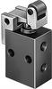 R-3-M5 Roller lever valve -- 3629
