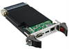 3U OpenVPX CPU Blade with Intel® Xeon® Processor E3v5 and E3v6 family -- MIC-6330 - Image