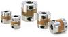 Cleanroom / Vacuum / Heat Resistant Couplings - Oldham Type (VESPEL) - Clamping Type -- MOHS-C