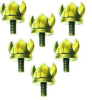 Sunbeam Bronze Viking Thumbscrew (6 Pack) -- 23120