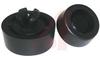 Bumper; Santoprene (Foot), Polypropylene (Pin); 18 mm; 15 mm; 20.1 mm; 7.8 mm -- 70208711