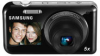 Samsung PL120 14mp 5x (4.7-23.5mm) Optical Zoom 3in Main 1.5in Front DualView LCD Camera w/ 720p HD Video -- EC-PL120ZBPBUS