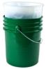 HDPE Insert for 3.5 Gallon Pail 11.25
