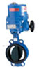 Butterfly Valve Butterfly Valve Actuator SYLAX® WAFER (DI) ELECTRIC ACTUATED Butterfly Valves -- SYLAX® WAFER (DI) ELECTRIC ACTUATED -Image