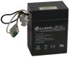 Batteries Rechargeable (Secondary) -- 522-1029-ND -Image