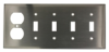 Combination Wallplates -- S48-N - Image