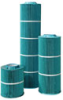 HC/90-20-AM - Antimicrobial Pleated Polyester Filter Cartridge; 19.5