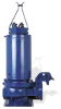 Large Submersible Cast Iron Wastewater, Sewage Pump -- DSC, DSCA3