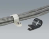Cable Clamp,Fixed Diameter,PK 100 -- 1LEW1