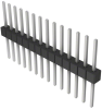 Rectangular Connectors - Headers, Male Pins -- S1232E-14-ND -- View Larger Image