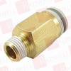 SMC KQ2H08-01S ( FITTING, MALE CONNECTOR *LQA ) -Image