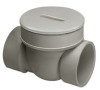 Spears® PVC Backwater Valves -- 19610