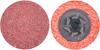 Merit AO Medium Grit TP (Type I) Quick-Change Fiber Disc -- 69957399755 -Image
