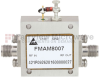 17 dB Gain Block Amplifier Operating From 6 GHz to 18 GHz with and SMA -- FMAM8007 -Image