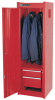 Side Cabinet Locker (with Roller Bearing Slides) -- WT834