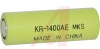 Battery, Single Cell; 1.2 V; NICAD; 1400; Rechargeable; 17 mm x 49.5 mm -- 70157306