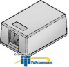 ICC Surface Mount Box 1-Port (Package of 25) -- IC107BC1IV
