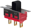 Slide Switches -- 1101M1S2ZBE2-ND - Image