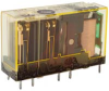 RELAY; FORCE GUIDED 2NO-2NC DC24V LED PCB TERMINALS -- 70174216 - Image