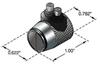 Dual Element Transducer -- D706-RP -Image